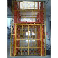 供应导轨式升降机原厂配件 链条式升降货梯知名厂家 小型电动升降台***价格