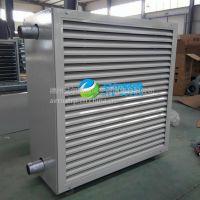 热销艾尔格霖钢管换热器8GS工业用钢制热水暖风机