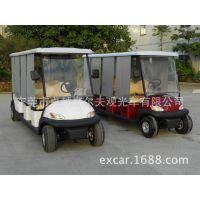 卓越電動車廠直銷新款六座電動高爾夫球車,型號a1s6,公園代步車