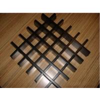 广东德普龙 冲压异型铝格栅工程 厂家价格