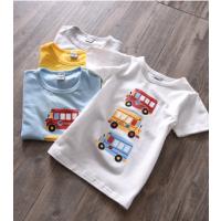 男童短袖T恤 夏季2017新款童装儿童圆领体恤半袖中大童男孩韩版潮