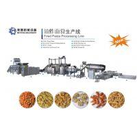 供应自动咪咪条机器 油炸咪咪条生产设备 粟米条机器厂家