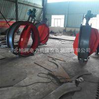 厂家加工 耐高温气动不锈钢圆风门 化工脱硫挡板门 来图可定制