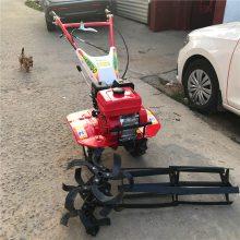 小型汽油柴油旋耕机小型松土除草机 汽油旋耕机宏瑞厂家