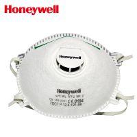 霍尼韦尔1005586防尘口罩 FFP2舒适型带阀口罩 防雾霾口罩批发
