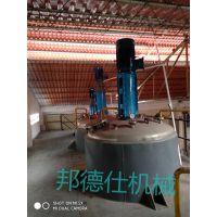 邦德仕供应50-5000L容量反应釜 PU胶设备