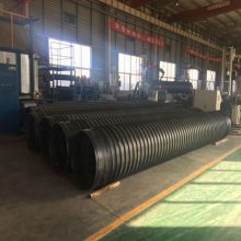 HDPE钢带增强螺旋波纹管有什么用途