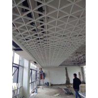 40×110mm铝格栅吊顶价格-廊坊铝合金格栅吊顶天花防火耐温、通风好