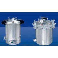 ZX280B不锈钢蒸汽压力消毒器 手提式立式压力灭菌锅