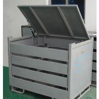 定做汽车保险杠堆垛料架料箱,上海仕毅从一个零配件设计开始