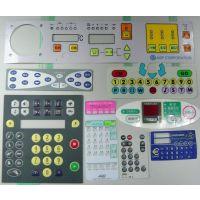 专业生产:PC.PVC薄膜面板、铭牌、金属标牌、亚克力加工,铝型材外壳,机箱机柜,仪器箱包等,133