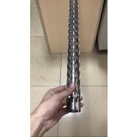 佛山激光切割不锈钢管,不锈钢方管激光加工