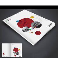 深圳校刊校报设计 画册印刷 宣传册设计 企业期刊设计印刷