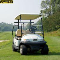 廣東卓越白色兩座高爾夫球車A1S2,廠家發貨,物流上門!