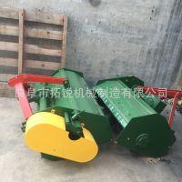 玉米秸秆还田机新款 拓锐机械制造专用机小型玉米秸秆粉碎还田机
