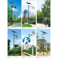 萍乡4米一体化太阳能庭院灯 宜春双头太阳能庭院灯 科尼星不锈钢景观灯