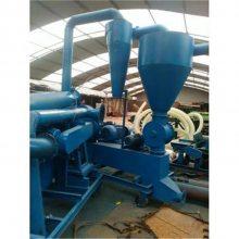 高效管道气力吸粮机知名 多种谷物20吨移动吸粮机