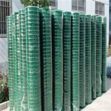 浸塑电焊网 圈地用荷兰网 果园园林苗木围栏网铁丝网