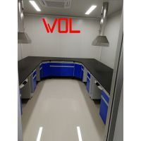 WOL 承接涂料化工实验室 洁净室规划建设