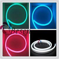 厂家直销LEDT5柔性霓虹灯管 110V/220V高亮柔性彩虹灯条 霓虹灯带