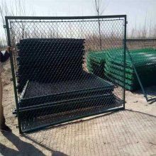 网球场工程围网 车间隔离网 电子围网