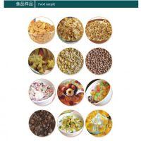 广东广州早餐谷物普通膨化食品LT70型双螺杆挤压膨化机