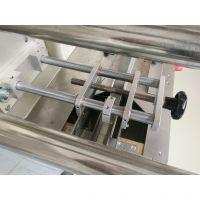 供应DK-260核桃酥自动包装机核桃仁圆形饼干包装机水平式核桃饼包装设备