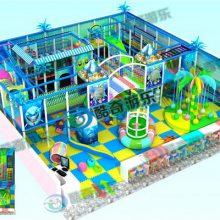 大型室内淘气堡儿童乐园游乐设备