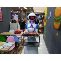 百航智能送餐机器人迎宾点餐机器人酒店传菜机器人餐厅机器人服务员定制餐饮行业服务型机器人厂家