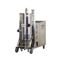 东钢集团用威德尔大功率工业吸尘器吸钢铁渣吸尘吸水机 钢铁工业用吸尘器