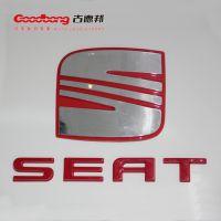 西亚特发光车标 亚克力立体汽车logo 汽车店招牌制作厂家 免费安装