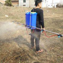 志成直销支架打药机 支架式电动打药机喷雾器 农用背负式喷药机
