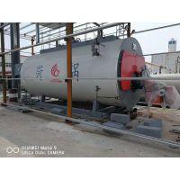 菏泽锅炉厂2吨燃气常压热水锅炉,WNS型号天然气锅炉