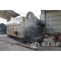 煤改生物质锅炉改造费用- 6吨生物质热水锅炉