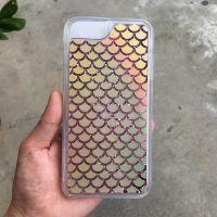电镀流沙手机壳 来图定制 TPU高端品牌手机保护套加工 代开流沙工艺模具