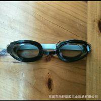 硅胶泳镜 儿童卡通动物玩具 高清防水防雾游泳眼镜工厂 时尚现货