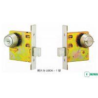 辅助锁MIWA门锁U9DA-1单舌锁美和单闩门锁