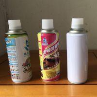 高效电子清洗剂气雾罐 马口铁气雾剂罐 柏油沥青清洁剂喷雾罐 金属罐 65*158罐