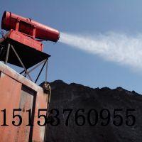 北华环保热电厂输煤系统扬尘点干雾抑尘装置
