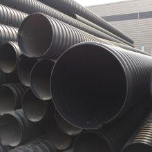钢带增强螺旋管排污管壁厚要求