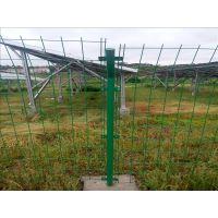 双边丝亚博国际pt、光伏电站围栏网、Q235优质铁丝网亚博国际pt、公路围栏网、润昂现货定制