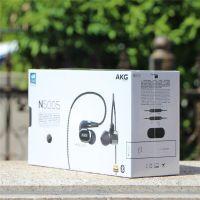 AKG/爱科技 N5005 入耳式无线蓝牙圈铁耳机HIFI耳麦 郑州专卖店实体店