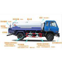 洒水车用水泵2寸高压柴油水泵
