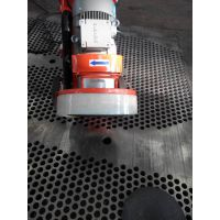 热轧薄钢板磷化除锈方法 优质钢板除锈机 铁锈打磨机厂家欢迎来电