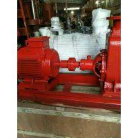 电动单极消防水泵XBD5/27.8-100L-200变频恒压给水成套设备