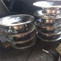 金聚进 厂家生产不锈钢法兰漏斗 技术先进