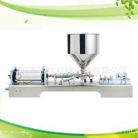 专业定做双组份陶瓷胶灌装机 50-500ml半自动气动灌装机