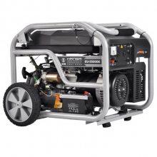5kw风冷汽油发电机 单相家用5千瓦汽油发电机