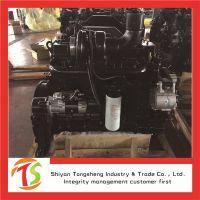 康明6CTA8.3 215马力机械直喷柴油发动机适配沃尔沃EC380D挖机