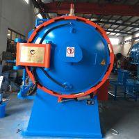 华瑞HRC2系列淬火真空油淬热处理炉 卧式油淬气冷炉 热处理真空炉